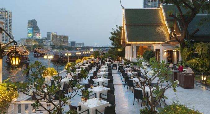 Mandarin Oriental Hotel, Bangkok 1